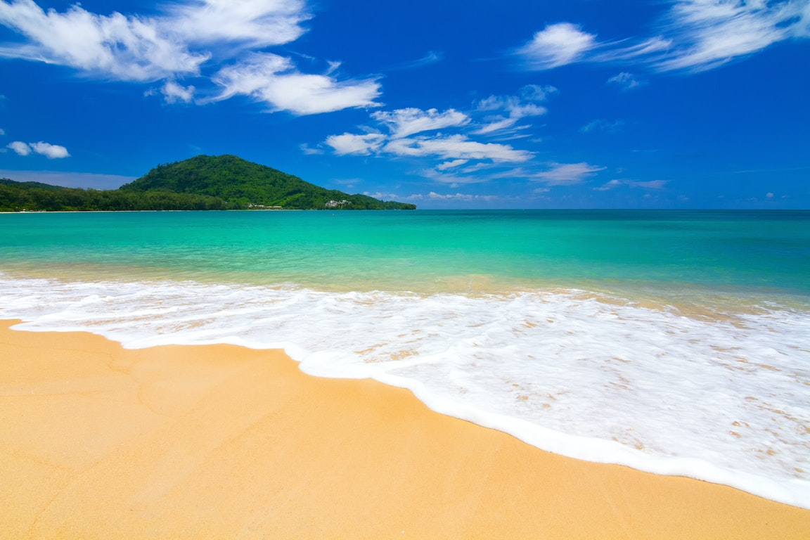 Nai Yang Beach  Thailand Holiday