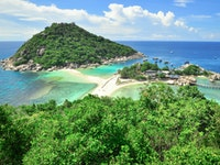 Holiday in Chumphon Province  city in Thailand