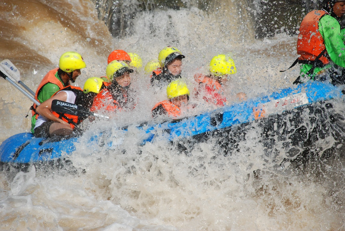 Rafting Phuket  Thailand Holiday