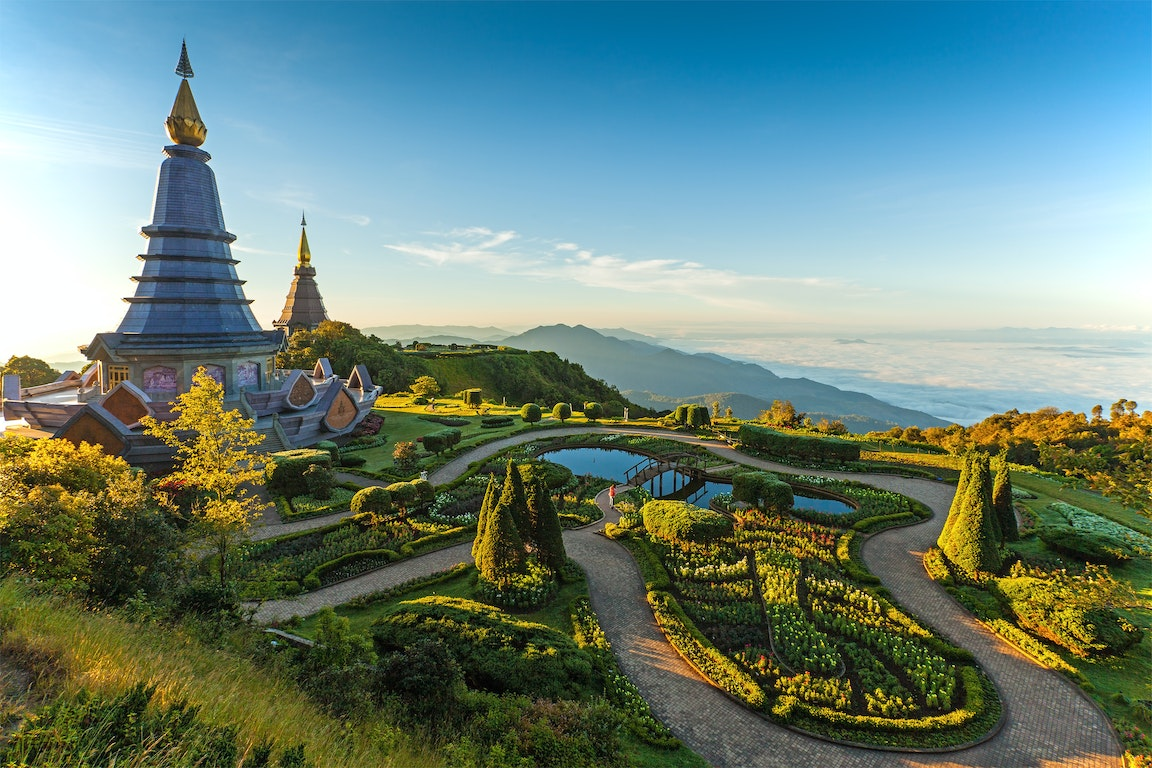 Chiang mai  Thailand Holiday