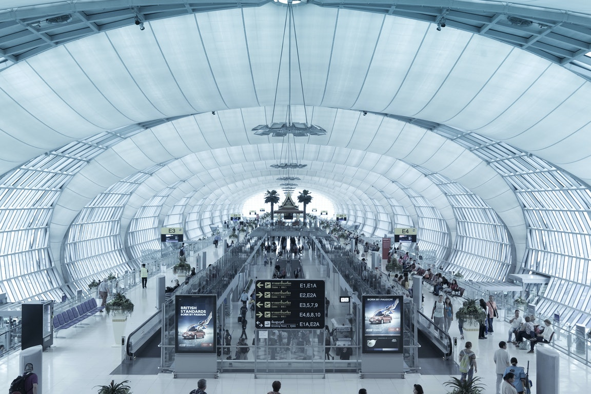 Bangkok Suvarnabhumi Airport, the best experience any airport in the world has to offer  Thailand Holiday