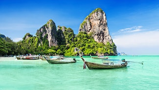 Holiday in 8 Best Islands in Thailand blog in Thailand