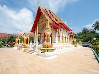 Holiday in Wat Suwan Khiri Khet  poi in Thailand
