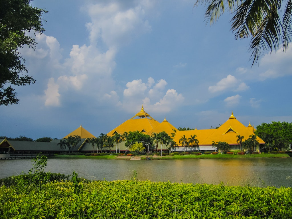 Pathum Thani  Thailand Holiday