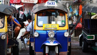 Holiday in Taxis and Tuk Tuks in Phuket  blog in Thailand