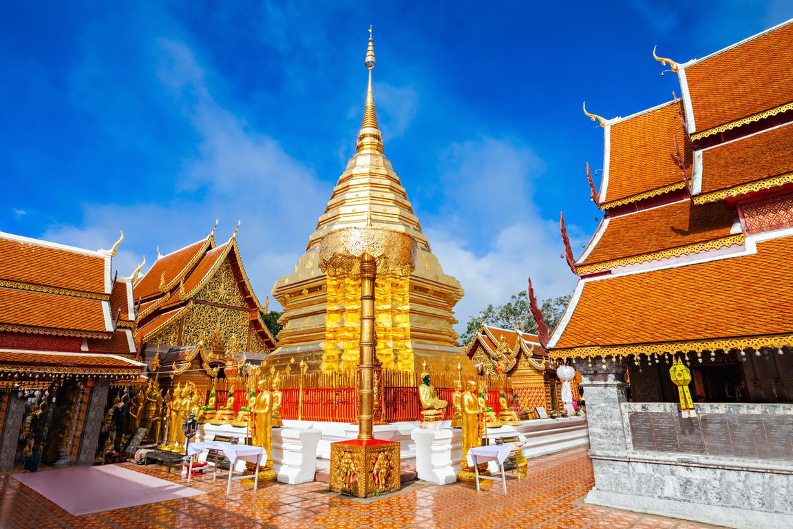 Chiang mai city Thailand Holiday