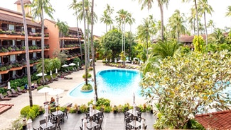 Holiday in Patong Merlin Hotel hotel in Thailand