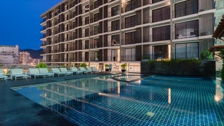 Holiday in New Square Patong hotel in Thailand