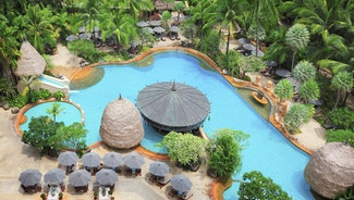 Holiday in Movenpick Hotel Karon hotel in Thailand