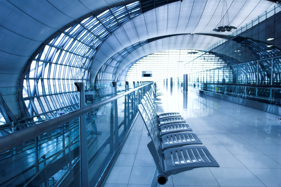 Bangkok Suvarnabhumi Airport, the best experience any airport in the world has to offer poi Thailand Holiday