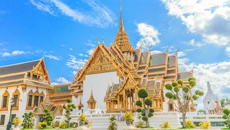 Holiday in Wat Phra Kaew - Grand Palace poi in Thailand