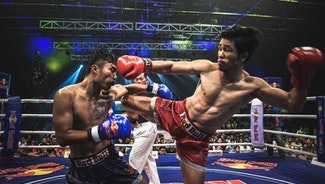 Holiday in Bangla Boxing Stadium poi in Thailand